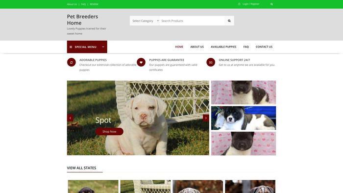 Petbreedershome.com - Beagle Puppy Scam Review