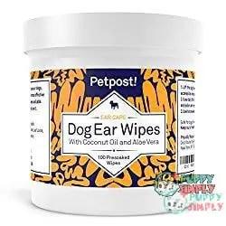 Pestpost Pet Ear Cleaner Wipes 1