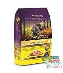 Zignature Turkey Limited Ingredient