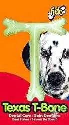 Fido Texas T-Bone Dental Dog Bone