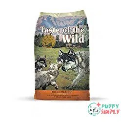 Taste of the Wild Sierra Mountain Grain-Free Dry Food