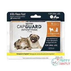 SENTRY Capguard (nitenpyram) Oral Flea
