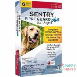 Sentry Fiproguard Plus for Dogs,