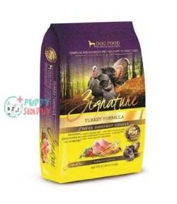 Zignature Turkey Dry Dog Food,