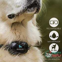 Barklo Small Dog Bark Collar with Waterproof Vibrating Anti Bark Training Device 1