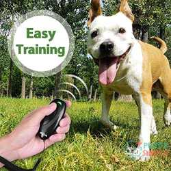 Modus Anti Barking Device, Ultrasonic Dog Bark Deterrent