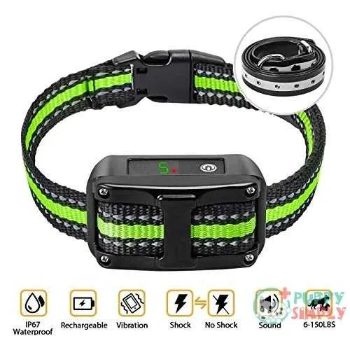 PetYeah Dog Bark Collar-5 Adjustable
