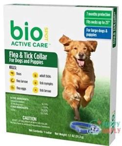 BioSpot Active Care Flea and Tick Collar
