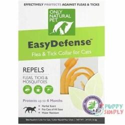 Only Natural Pet EasyDefense Collar Tag