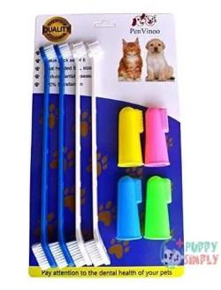 PenVinoo Dog Toothbrush Pet Toothbrush