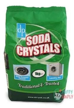 Dri-Pak Soda Crystals (1kg /