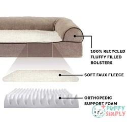 Furhaven Pet Dog Bed 1