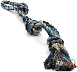 Pacific Pups Xl Dog Rope Toy