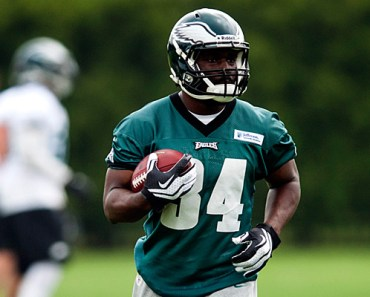 Eagles Running Back Bryce Brown Suspected of Dog Fighting Ring
