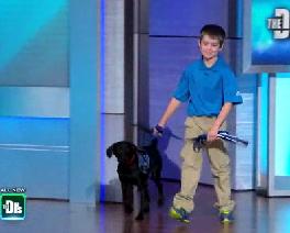 A Boy and His Life Saving Alert Dog