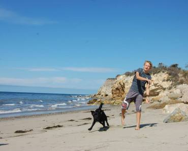 Luke and His Dog Jedi Fight Together Against Diabetes