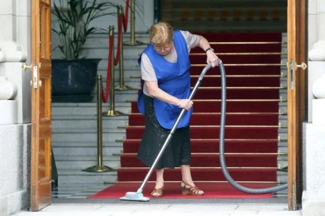 Queen Elizabeth II's Historic Visit To Ireland - Day Two