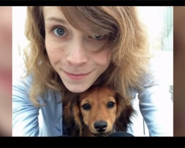 Dog Helps Woman Cope With Anorexia In an Amazing Way
