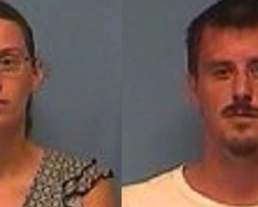 Couple Arrested After Abusing Sick Dog