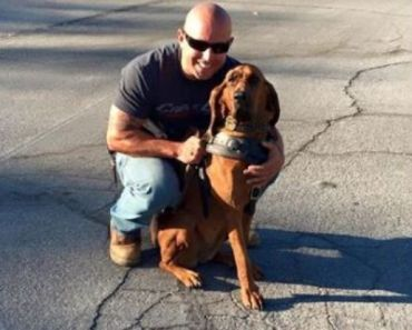 Police Bloodhound Finds and Rescues Kidnapped California Girl