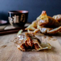 Chinese BBQ Pork (Char Siu) Dumplings