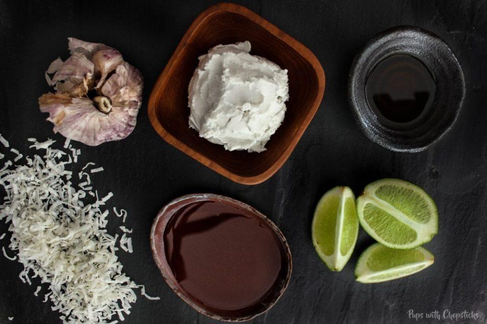 Creamy Coconut Dip