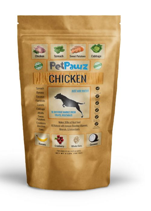 The Complete Chicken Formula | Dehydrated Cat Food