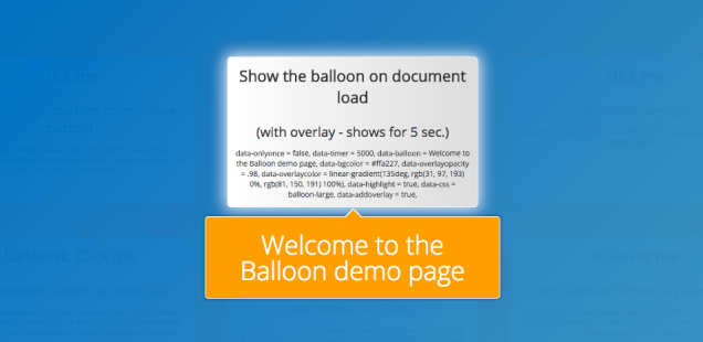 mb.Balloon, a clever and helpful javascript tooltip solution