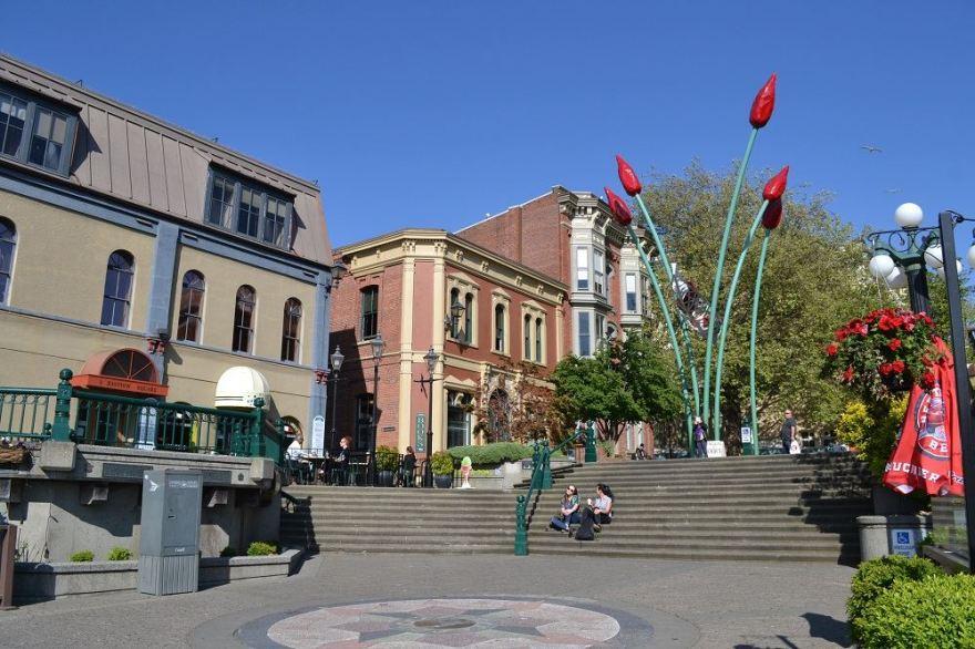 バスチョンスクエアの写真