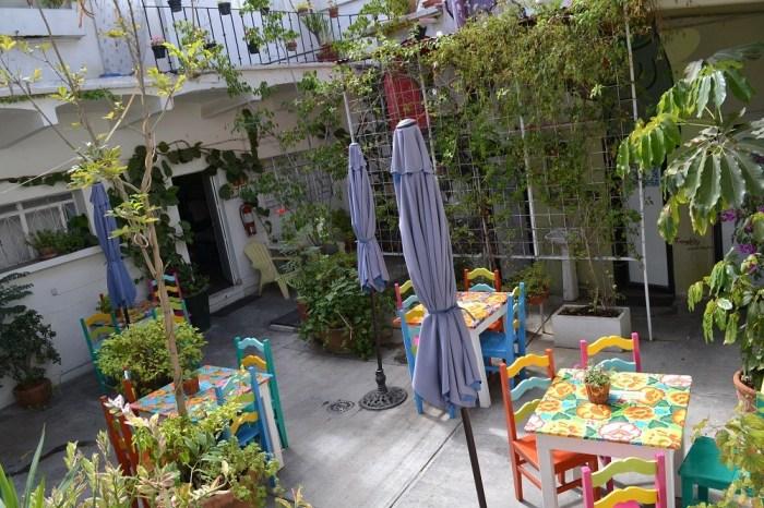 Casa de don Pabloの共有スペースの写真