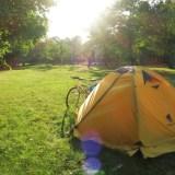 北海道旭川春光台公園キャンプ場の写真