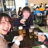 キリンビール横浜工場見学ツアー(ビールで乾杯)の写真