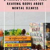 3 Things I Learned from Reading Books about Mental Illness