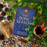Review: The Bone Season // Definitely Didn't Live Up to My Expectation </3