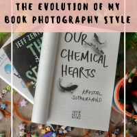 The Evolution of My Book Photography Style