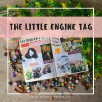 The Little Engine Tag