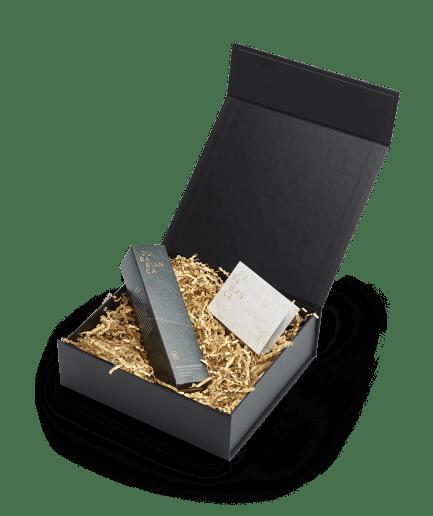 Luxe giftbox met gezichtsmasker