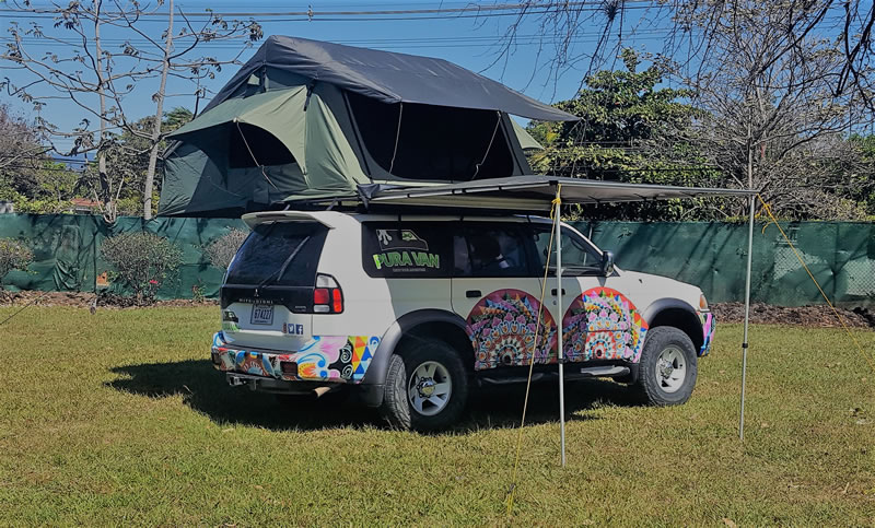 campervan costa rica