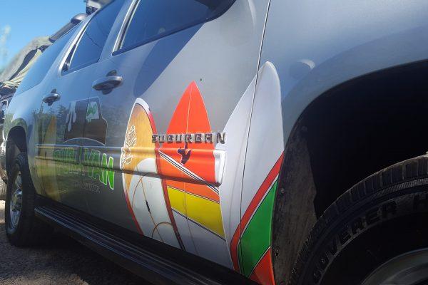 campervan 4x4