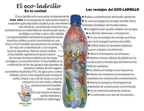 eco ladrillo
