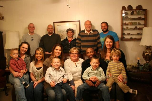 Coburn Family