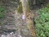 Amanda and the Waterfall