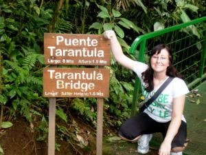 Arenal hanging bridges tour
