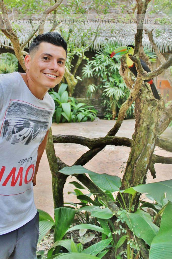 Ricky; Springs Resort Wildlife Preserve