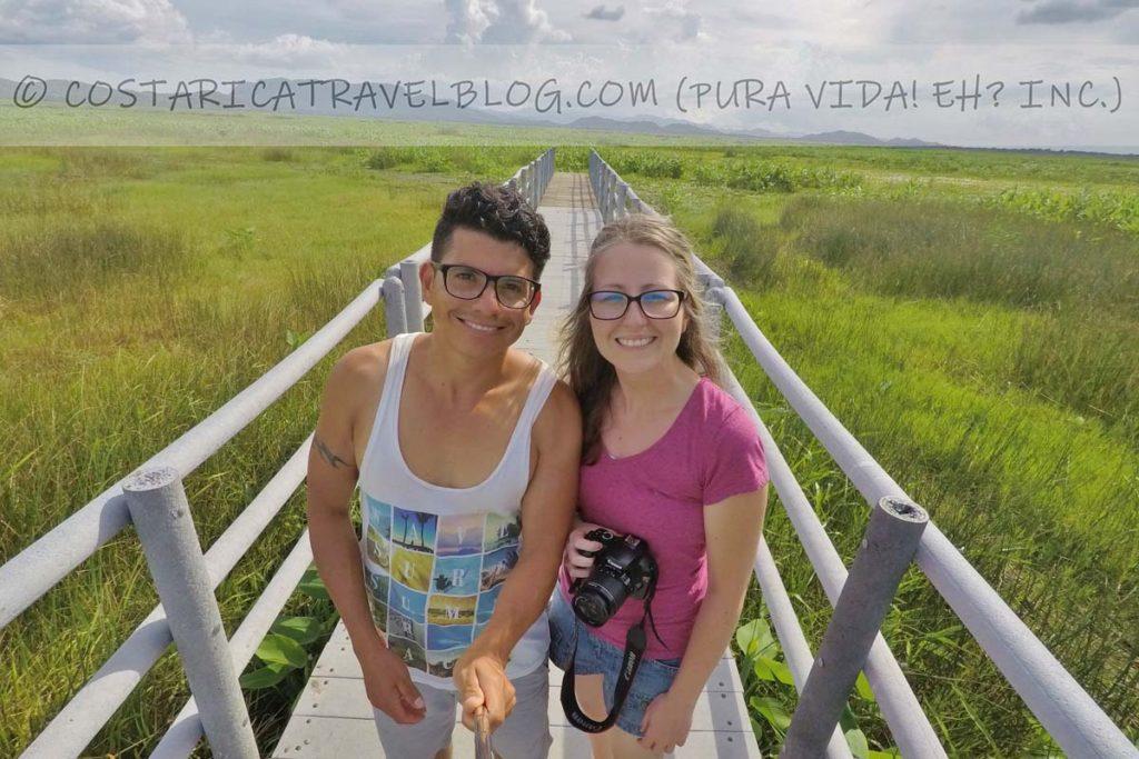 Ricky and Nikki; Palo Verde National Park