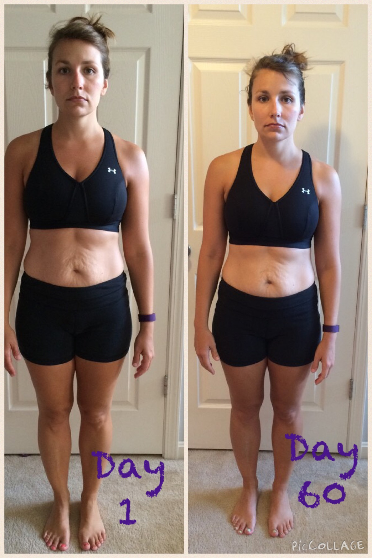 Insanity Workout Before And After : insanity, workout, before, after, Insanity, Max:30, Month, Girls