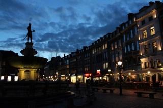 Pura Vida Sometimes: Sunset in Aachen, Germany