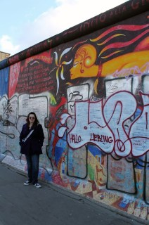 Pura Vida Sometimes: The Berlin Wall