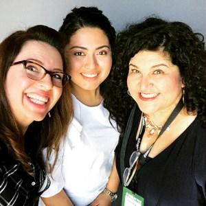 Arizona Latino Bloggers - Genevieve, Avis and Kathy