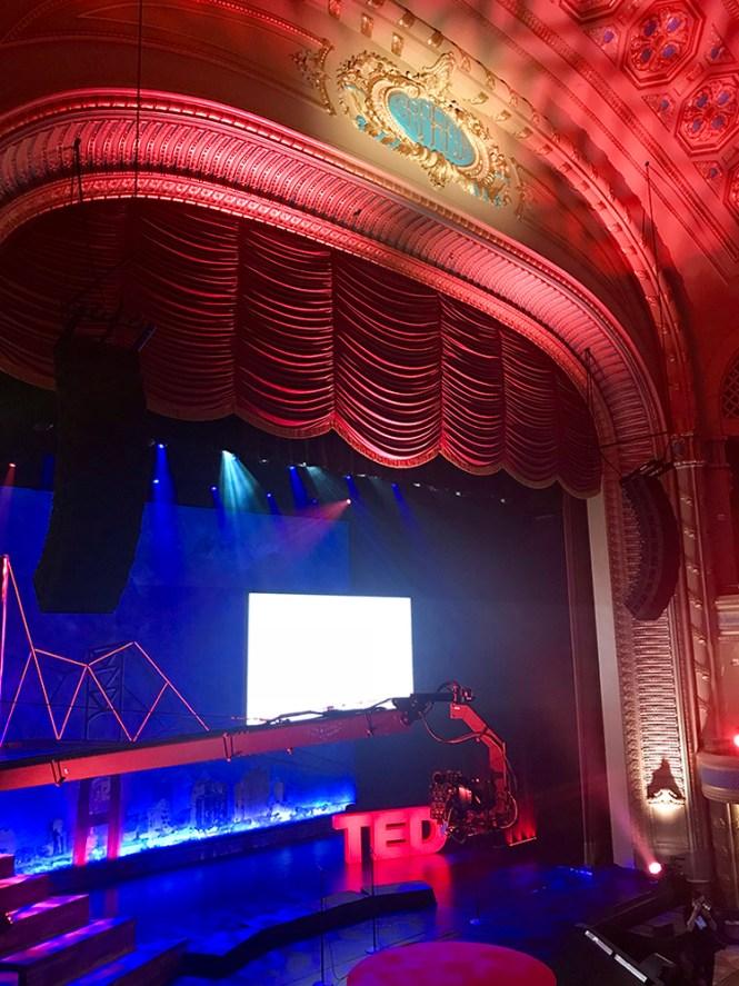 Pura Vida Sometimes - TEDWomen Takeaways - Orpheum